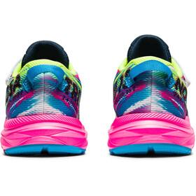 asics Pre Noosa Tri 13 PS Shoes Kids, digital aqua/hot pink